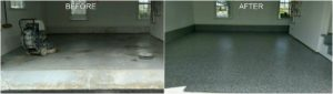 Garage - Before & After