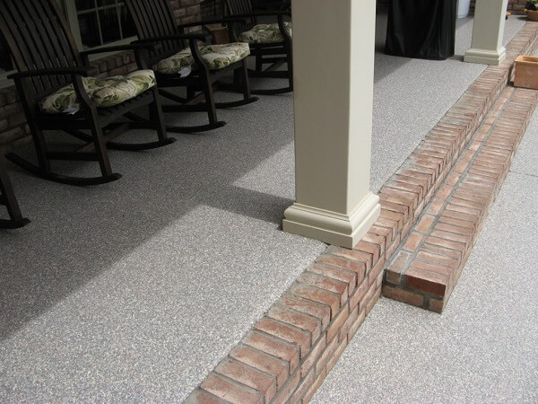 Concrete Floor Decks