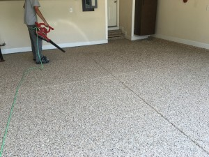 Residential Garage Floors