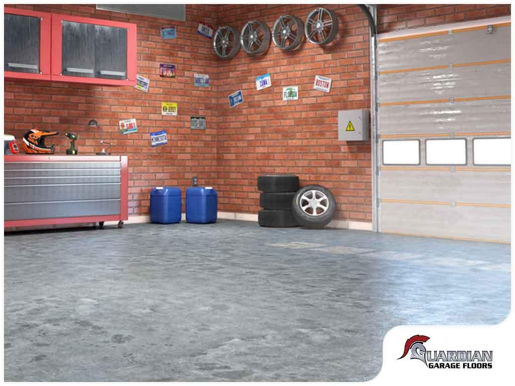 How to Prep Your Garage Floor for Winter