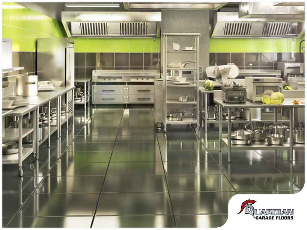 Minimizing Slip-and-Fall Accidents in Commercial Kitchen